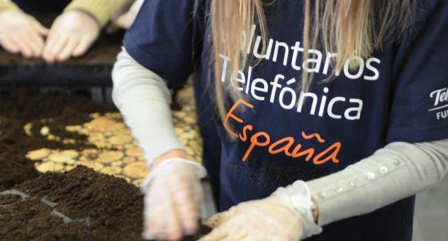 Voluntarios Fundación Aprocor