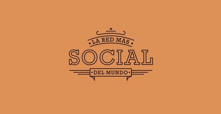La mayor red social del mundo